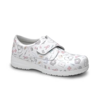 Zapato Sanitario Atom Feliz Caminar