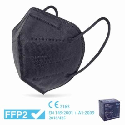 Mascarilla de Protección FFP2 CV-41 Negra